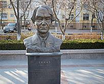 爱迪生铜像