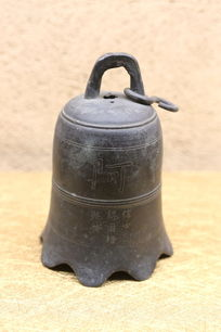 清代康熙铜钟古钟