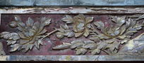 墙体木雕装饰画