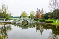 园林小拱桥