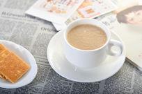麦片下午茶时光