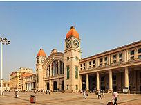 汉口火车站欧式建筑