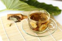 健康荷叶花茶