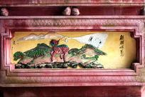 火麒麟艺术壁画