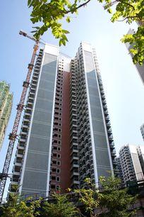 高层商务大厦建筑