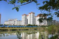 海滨城市建筑
