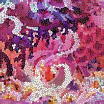 陶瓷马赛克拼花瓷砖