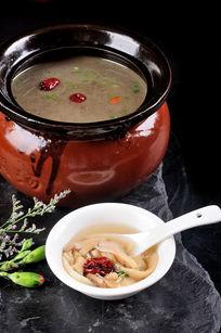 极品野菌汤