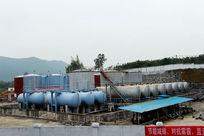 石油提炼工业生产