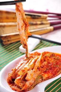 韩国美味泡菜