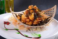 高山茶香虾