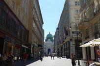 欧洲的街道
