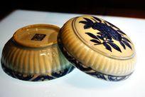 小碗青花陶瓷