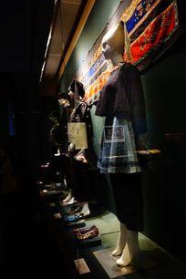 中国传统服装