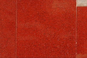 红色地砖材料