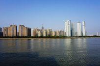 珠江岸建筑风景