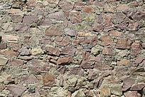 石砌墙纹理