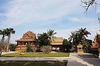 泰国风景建筑