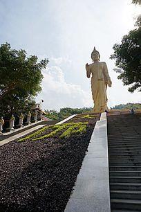 泰国风情泰佛像