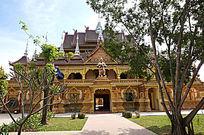 泰国特色寺庙