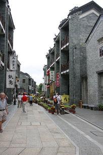 传统文化街道