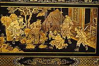 古代人物装饰画