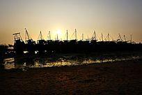 海港码头风景