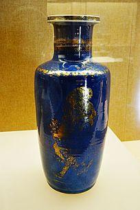 清代瓶瓷器