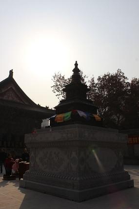 藏传佛教佛塔