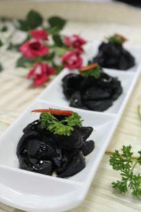 美味养生黑蒜