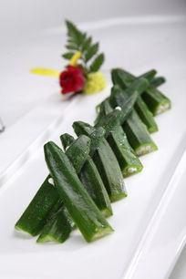 美味养生秋葵