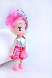 美女玩具娃娃
