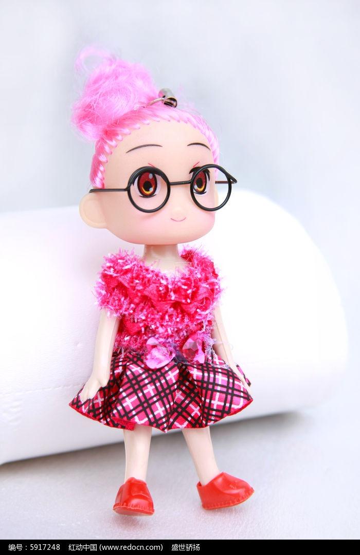 娃娃美女挂饰图片
