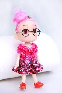 娃娃美女挂饰