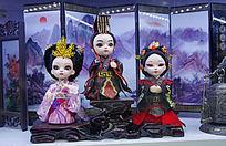 三位古代美女