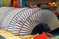 中国传统纸扇