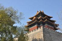北京故宫建筑特写