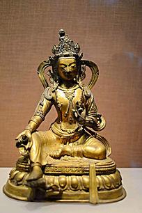 藏传佛教的绿度母-观世音菩萨