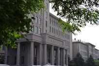 大学校园巴洛克建筑