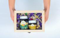 蜂蜜两瓶装礼盒
