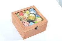 蜂蜜小木盒包装