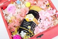 情人节蜂蜜礼盒包装
