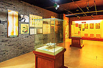 华佗中医药文化博物馆药品图谱展示