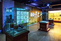 华佗中医药文化博物馆展示柜