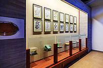 华佗中医药文化博物馆中医药标本展品