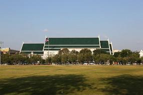 曼谷的政府办公楼