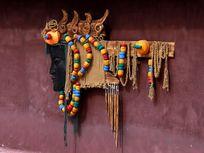 藏区艺术文化之头像