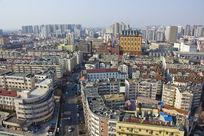 青岛的城市风光