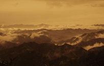 三清山的云雾