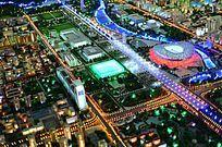 奥林匹克公园规划图